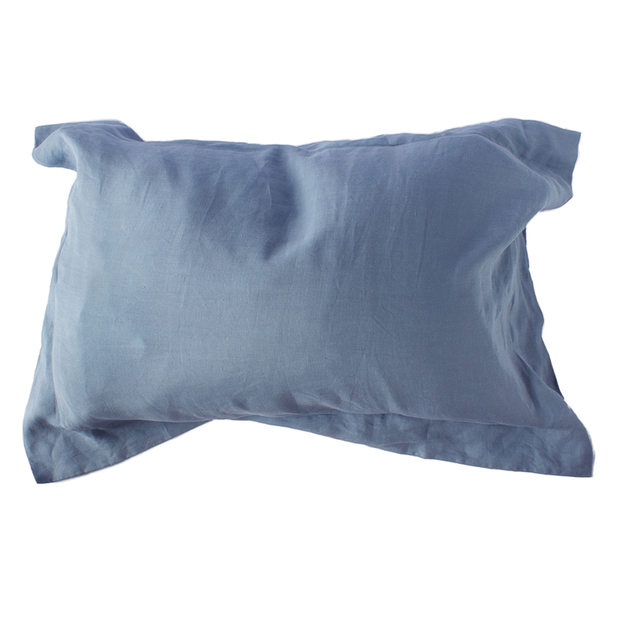 dartmouth linen pillowcase