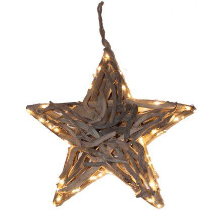 Driftwood Star