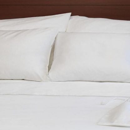 White Cotton bedding